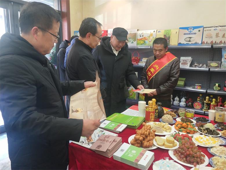 内蒙古蒙农联社农牧民合作社联合社电商平台投入运营