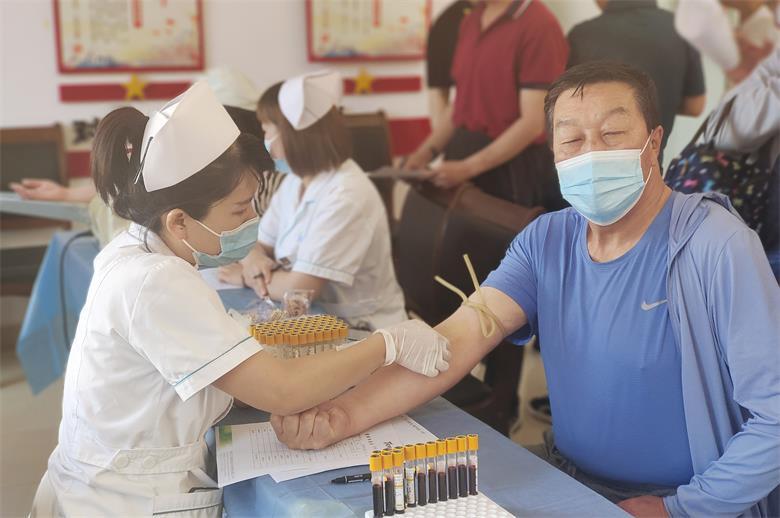 """内蒙古""""我为群众办实事""""实践活动走进乌尼尔社区"""