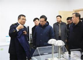 常军政调研内蒙古特种设备安全防线